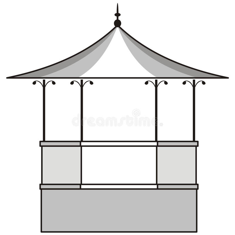 Download Bandstand Royalty Free Stock Photo - Image: 12762255