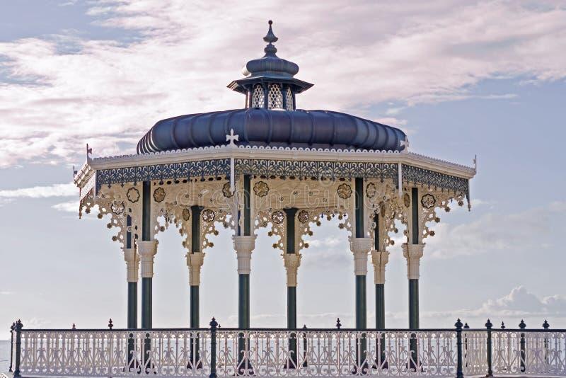bandstand Brighton obraz royalty free