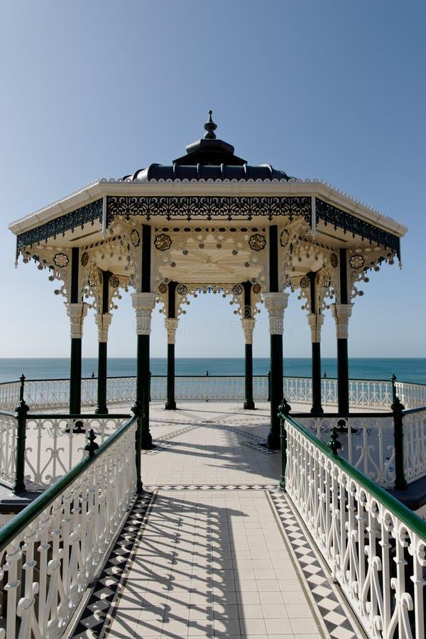 Bandstand di Brighton fotografia stock