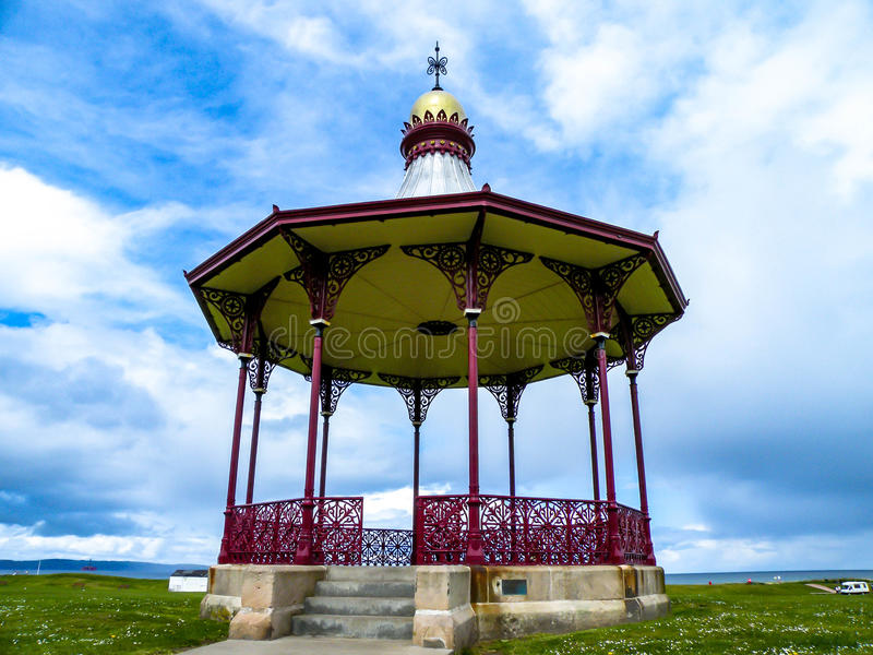 Bandstand stock photography