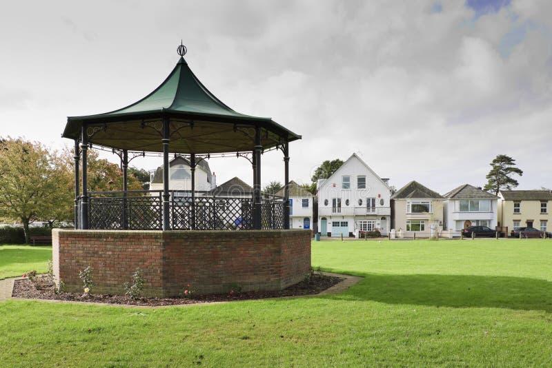 bandstand park fotografia royalty free