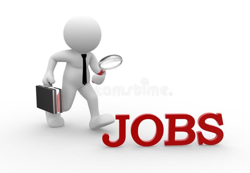 banen stock illustratie