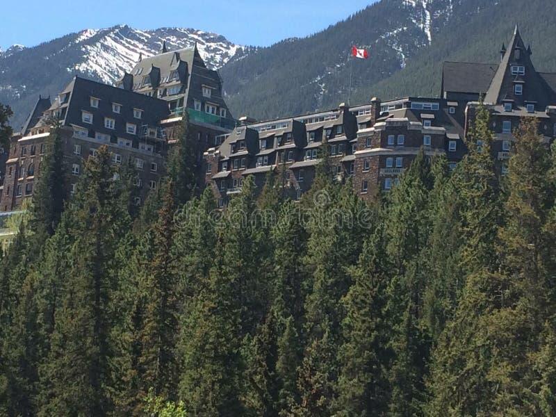Banff stockfoto