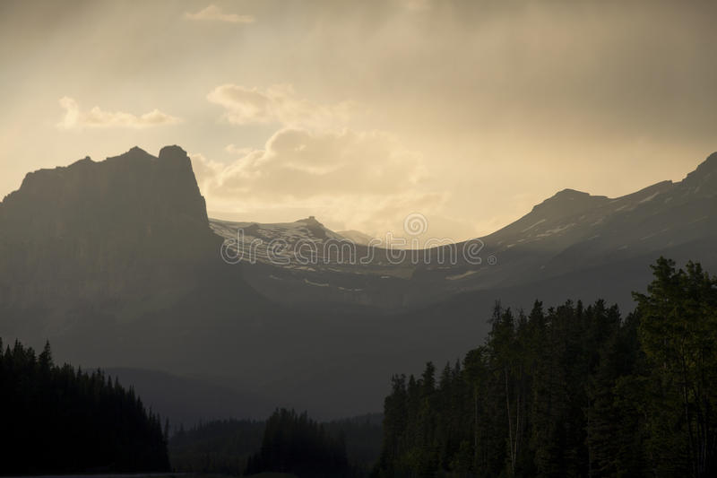 Banff foto de stock