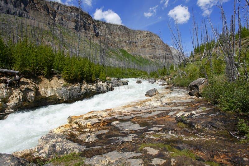 Banff Alberta foto de stock royalty free