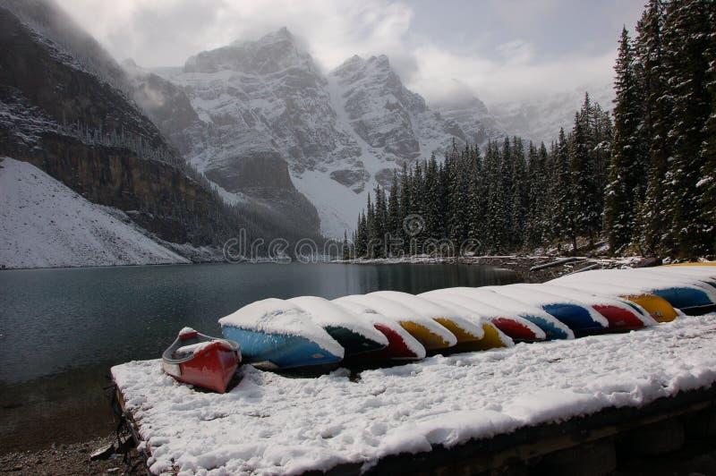 Banff, Alberta images libres de droits