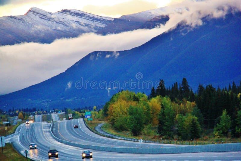 Banff, Alberta, Kanada zdjęcie royalty free