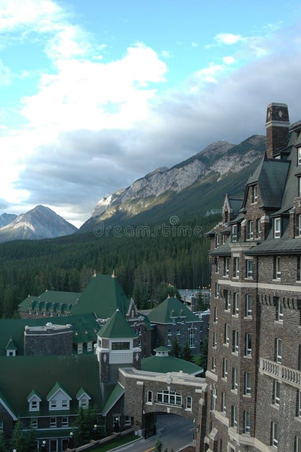 Banff Hotel 14 stock photos
