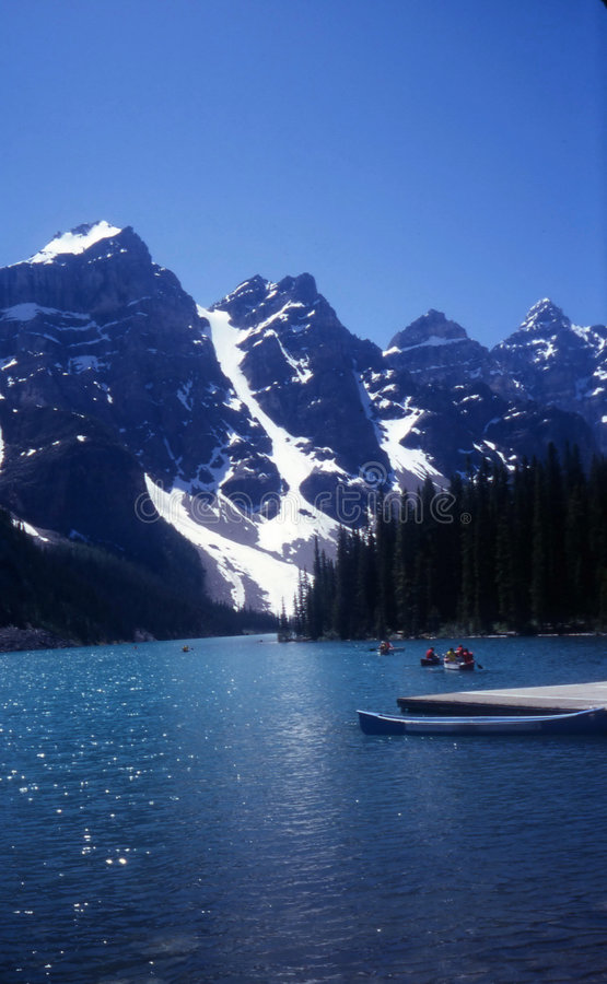 Download Banff National Park In Canada Stock Photo - Image: 195710