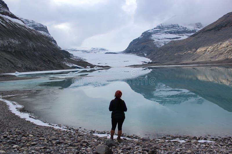 Banff nationalpark i Kanada royaltyfria foton