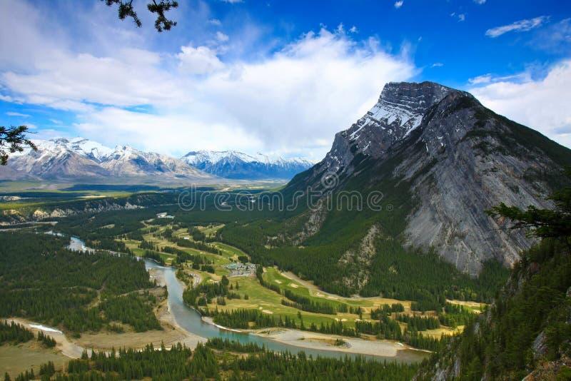 banff park narodowy zdjęcia royalty free