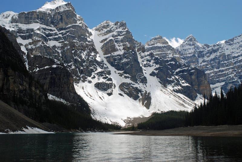 Banff park narodowy zdjęcia stock