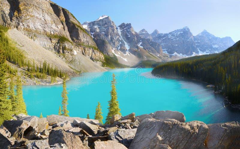 Banff park narodowy, Alberta, Kanada zdjęcie stock