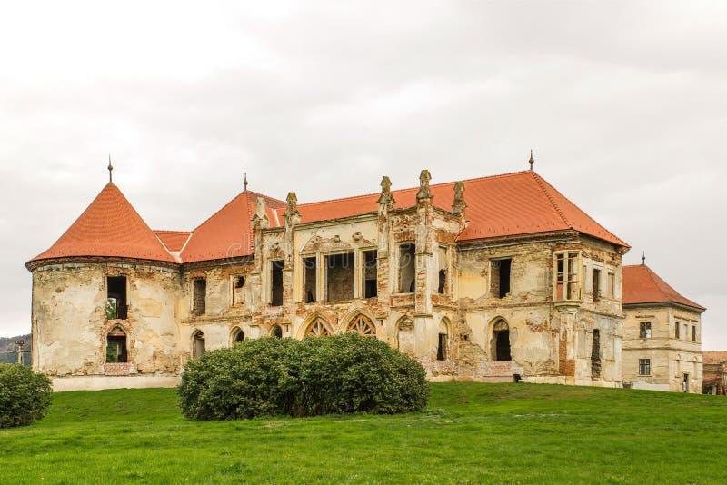 Banffy slott 6 arkivbilder