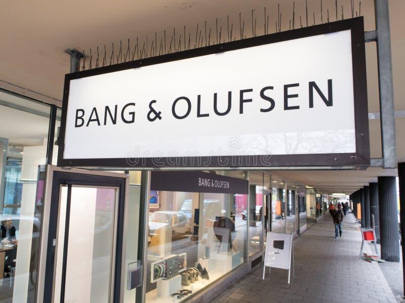 Bang & Olufsen stock photo