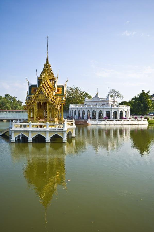 Download Bang Pa In stock image. Image of eastern, majestic, bang - 19044189