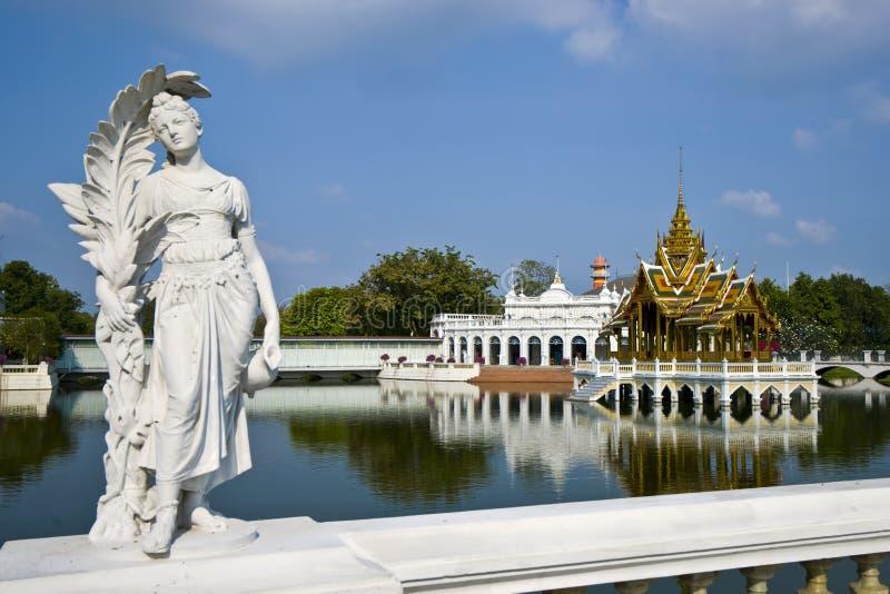 Download Bang Pa-In Palace stock photo. Image of bang, decoration - 20773384
