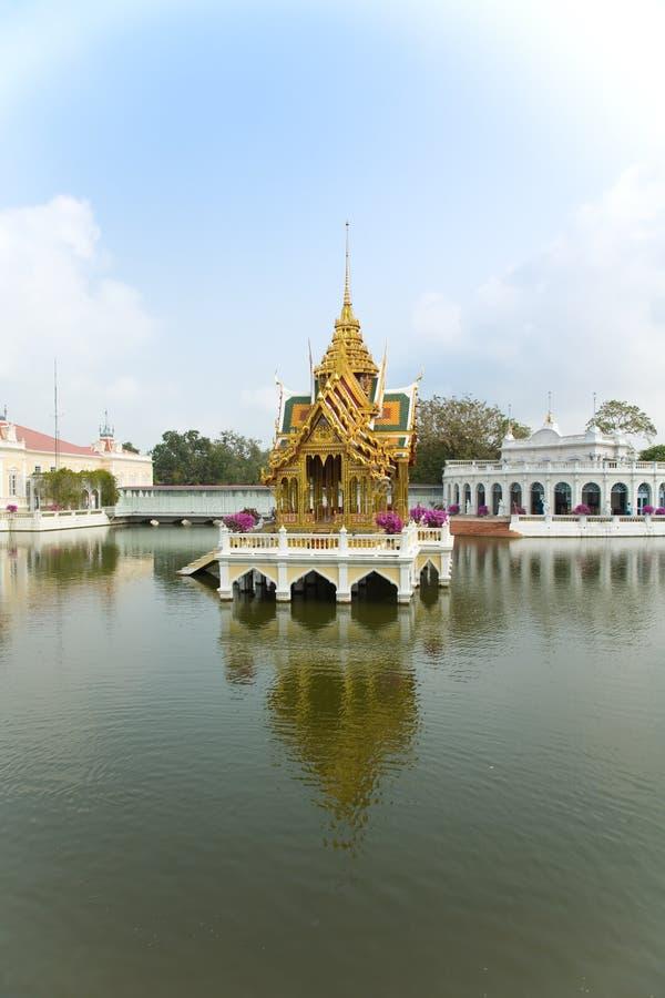 Download Bang Pa-In Palace, Bangkok stock photo. Image of historic - 8423724
