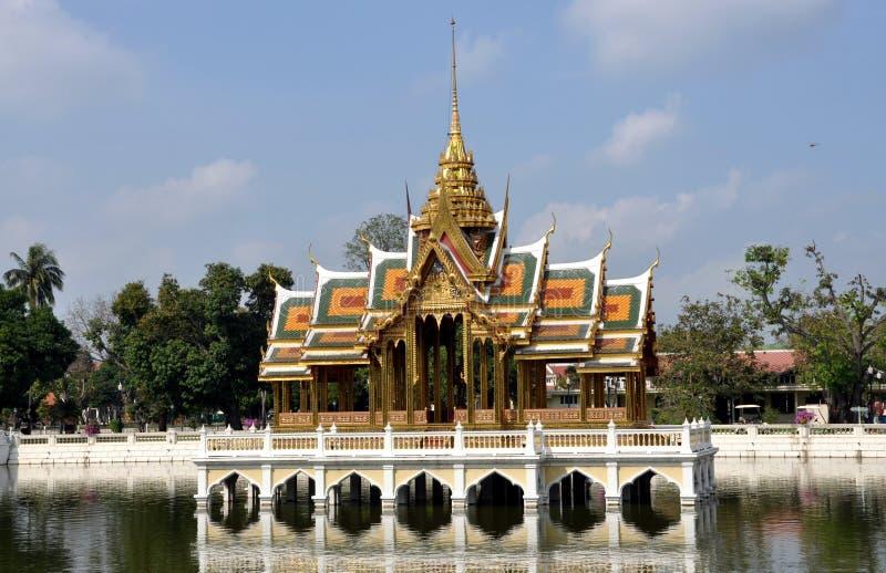 Download Bang Pa-In, Thailand: Royal Palace Pavilion Stock Images - Image: 12653134