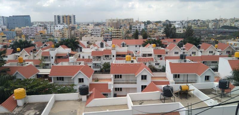 Bangalore City . A beautiful place stock image