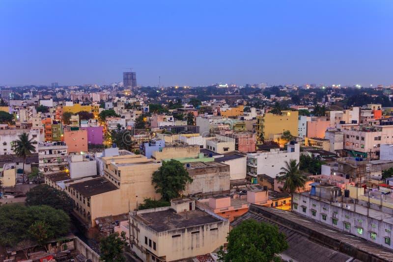 Bangalore India stock afbeeldingen