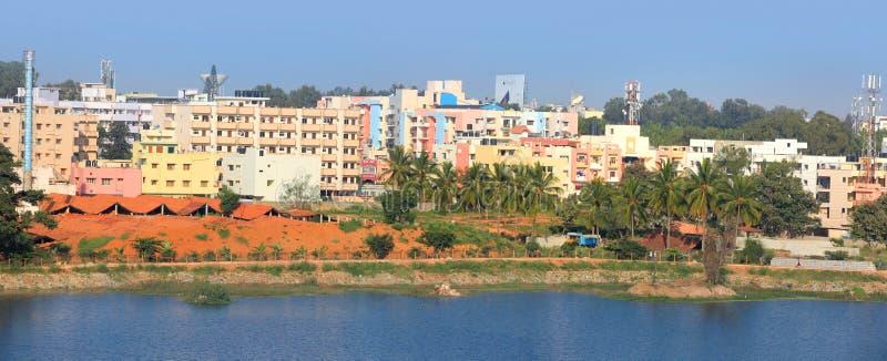 bangalore india arkivbilder