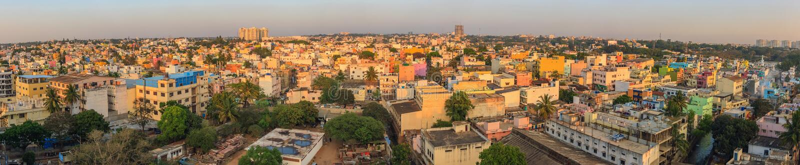 Bangalore Indien stockfotografie