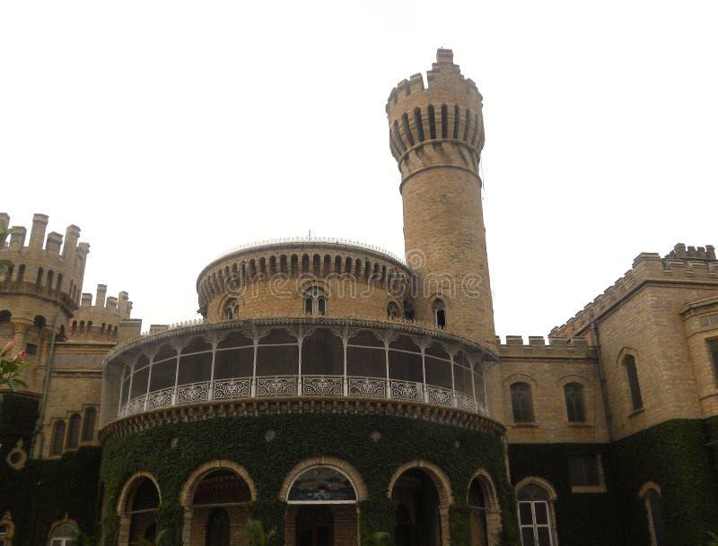 Bangalore, Karnataka India, Listopadu 23 2018 Bangalore pałac z wieżyczkami, - zdjęcie stock