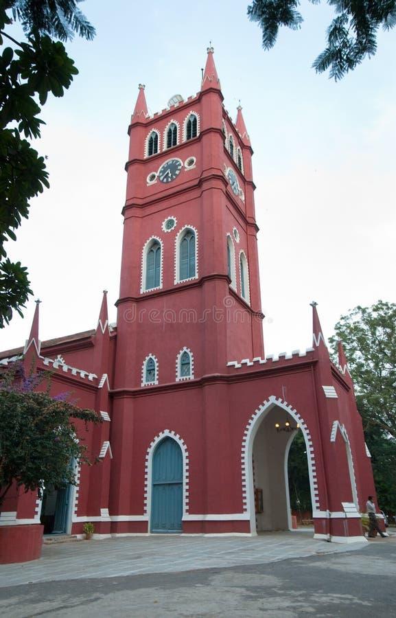 bangalore kyrka arkivbilder