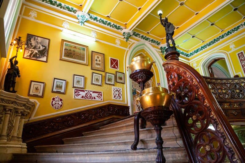 Bangalore pałac w Bangalore, India obrazy royalty free