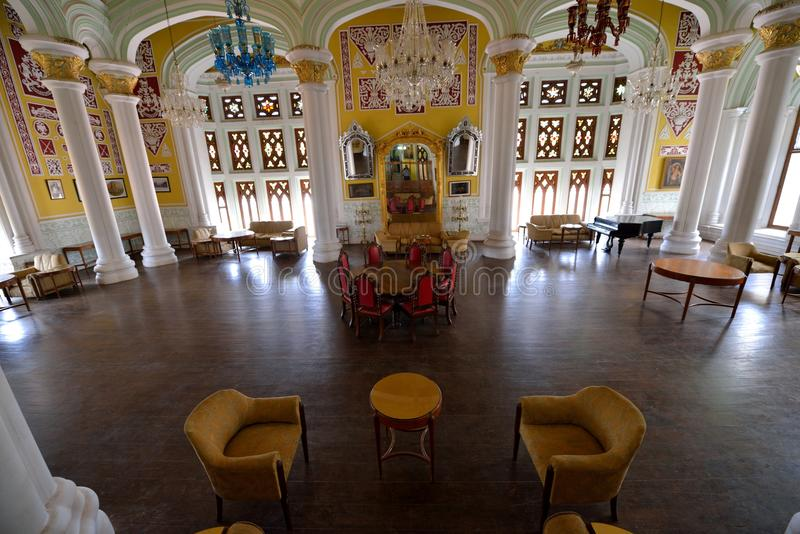 Bangalore slott, Indien royaltyfri foto