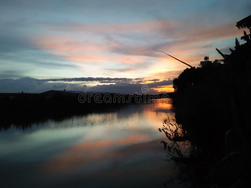 Bangbagong del río fotos de archivo libres de regalías