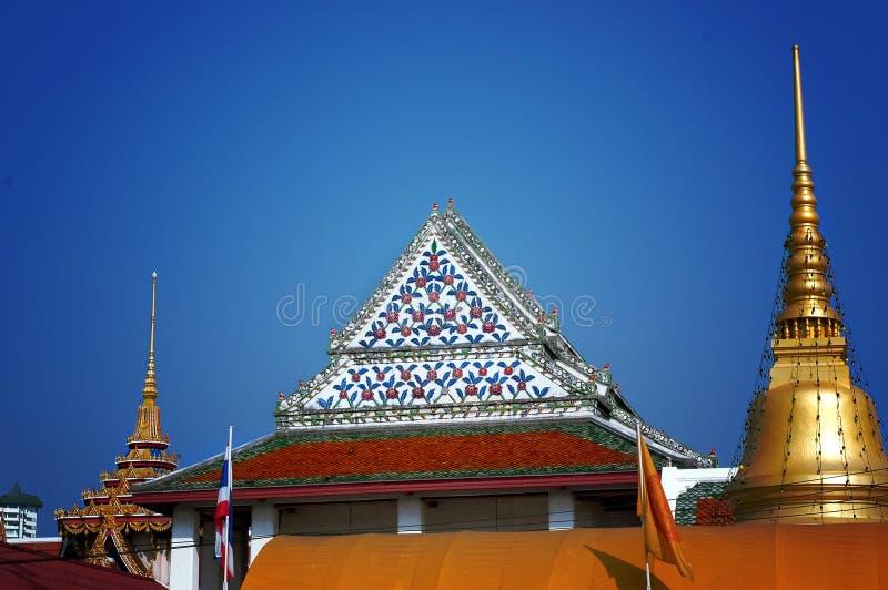 Bangkok świątyni Zdjęcie Stock