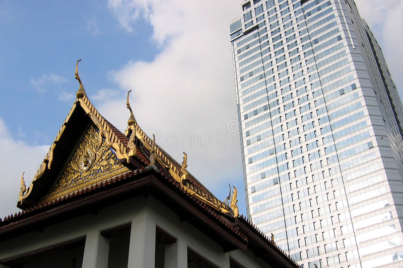 Bangkok stock photo