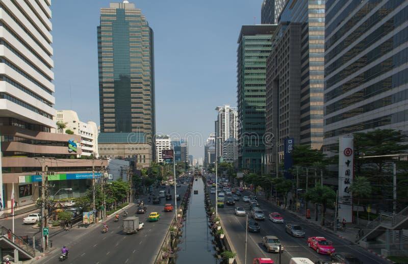 Download Bangkok, Asia Sity Tajlandia Zdjęcie Stock Editorial - Obraz złożonej z łódź, błękitny: 53782463