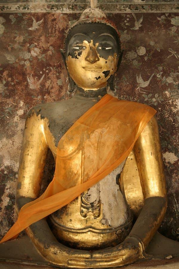 Bangkok buddha immagine stock libera da diritti