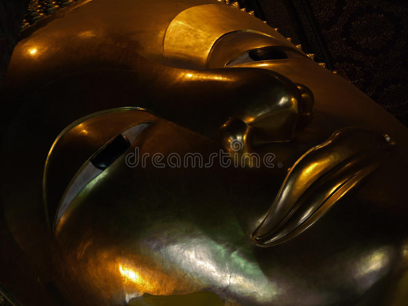 bangkok Buddha twarzy target694_0_ fotografia royalty free