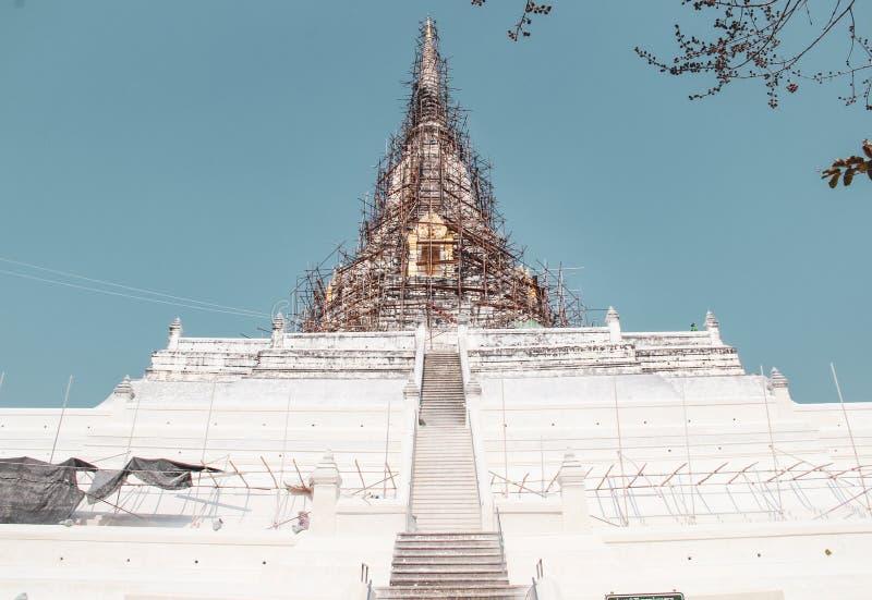 bangkok buddistiskt tempel thailand royaltyfria bilder
