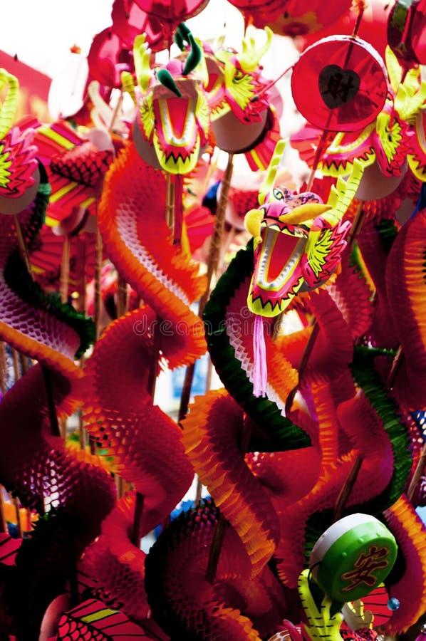bangkok chińczyka nowy rok obrazy stock