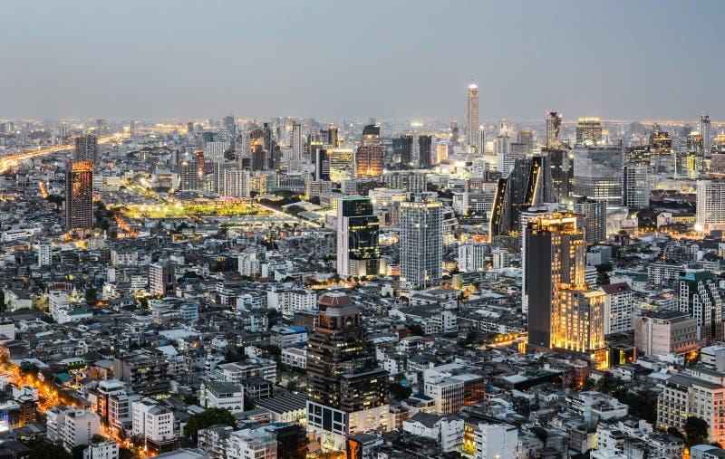Bangkok city view royalty free stock photos