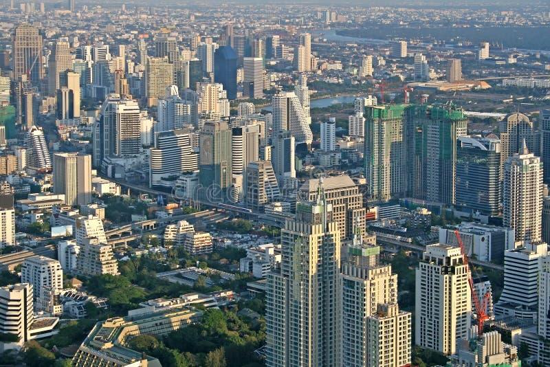 Download Bangkok Cityscape stock image. Image of financial, high - 2751913