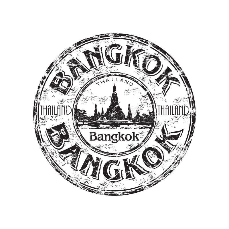 Download Bangkok Grunge Rubber Stamp Royalty Free Stock Photos - Image: 13644148