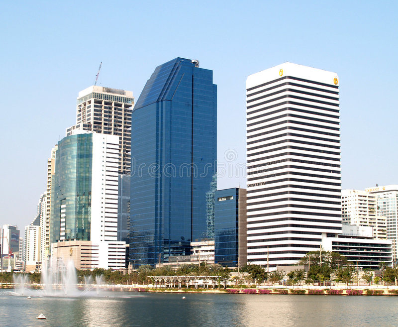 bangkok huvudstad royaltyfria bilder