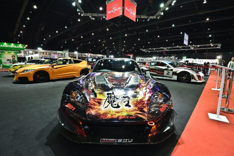 Bangkok International Auto Salon 2013 stock images