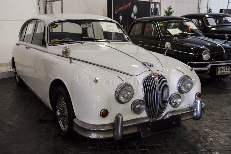 Download BANGKOK - JUNE 22 Jaguar Mark II 1966 , 3,442 CC , On Display At Editorial Stock Photo - Image of classical, motor: 39511928