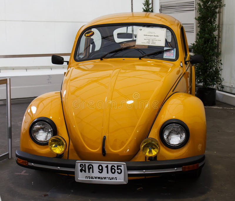 Download BANGKOK - JUNE 22 Volkswagen Beetle On Display At The 36th Bangk Editorial Photography - Image of collector, oldtimer: 39511022