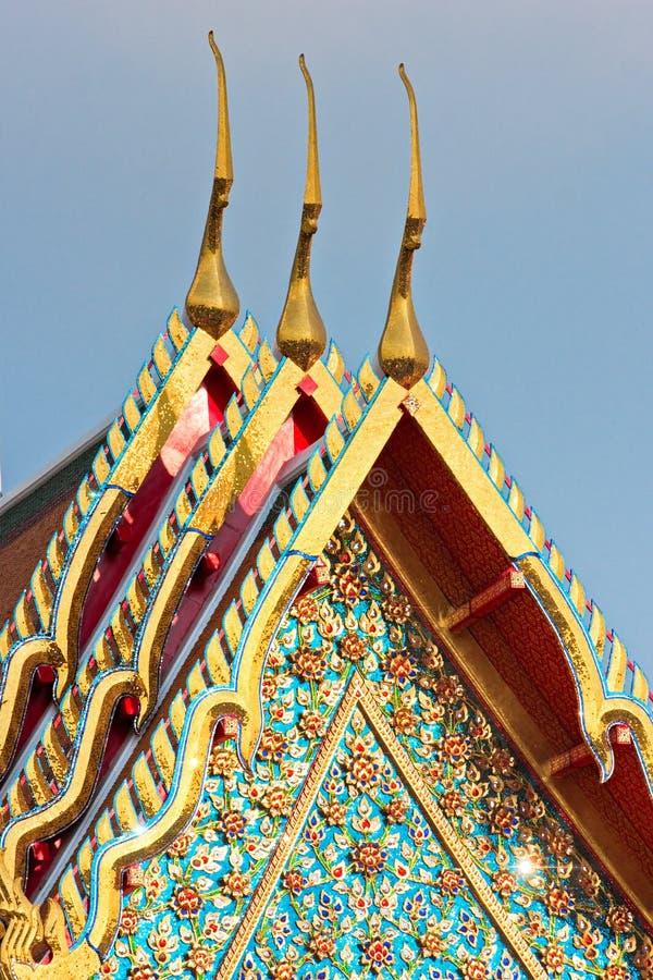 bangkok kaeo phra świątynny Thailand wat fotografia royalty free