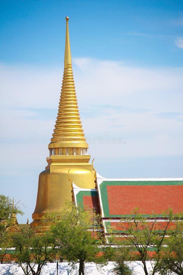 bangkok kaew phra Thailand wat obraz royalty free
