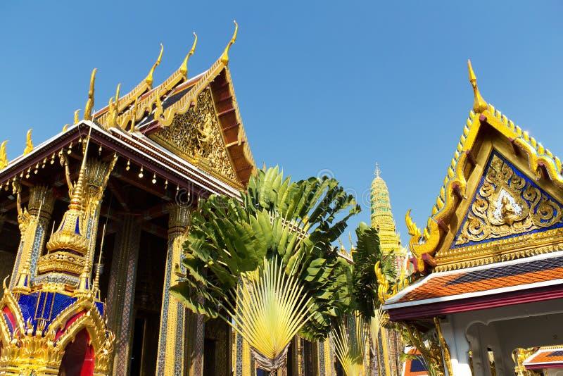 bangkok kaew phra Thailand wat zdjęcie royalty free