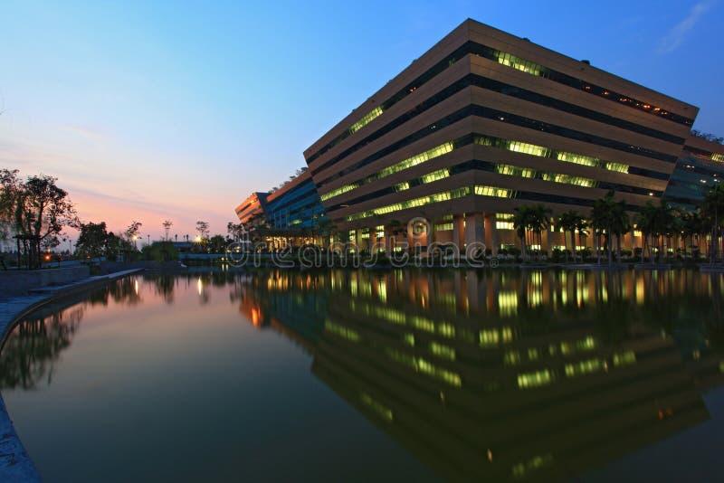 bangkok kompleksu rząd zdjęcia stock
